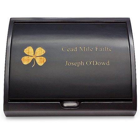Céad Mile Fáilte Pen & Card Holder Set