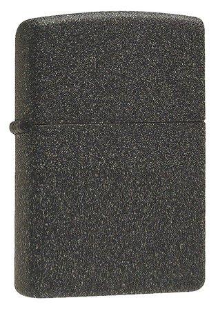 Iron Stone Zippo Lighter - ID# 211