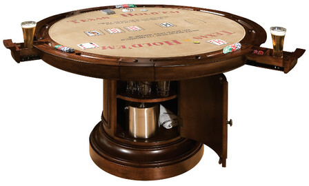 Ithaca Poker Table by Howard Miller