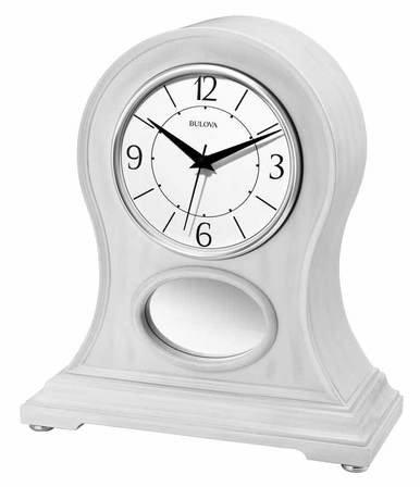 Merrick Bluetooth Enabled Speaker Clock By Bulova