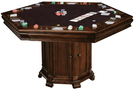 Niagara Pub Game Table by Howard Miller