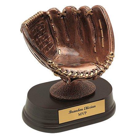 Personalized Baseball Holder Award
