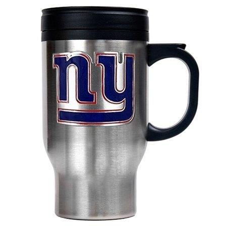 Personalized NFL Travel Coffee Mug