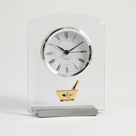 Pharmacy Theme Desk Clock