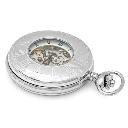 Engraved Men's Charles Hubert Pocket Watch #3565