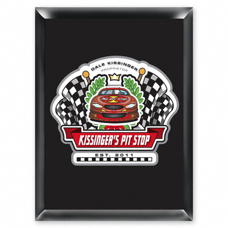 Racing Pit Stop Pub Sign - Free Personalization