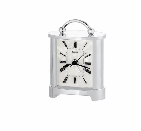 Regent Carriage Alarm Clock by Bulova
