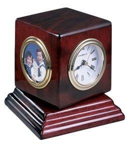 Reuben Desktop Clock by Howard Miller