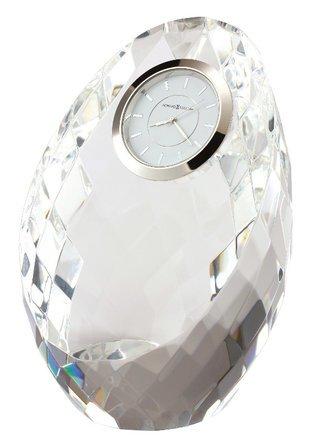 Rhapsody Mosaic Crystal Desk Clock by Howard Miller