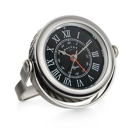 Spyder Travel Alarm Clock by Dalvey