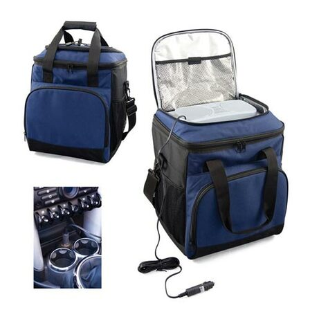 Tahoe Insulated Cooler Tote with Thermoelectric Cooling Unit