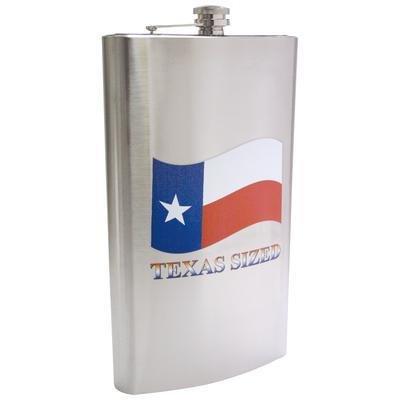 Texas Sized 1 Gallon Flask