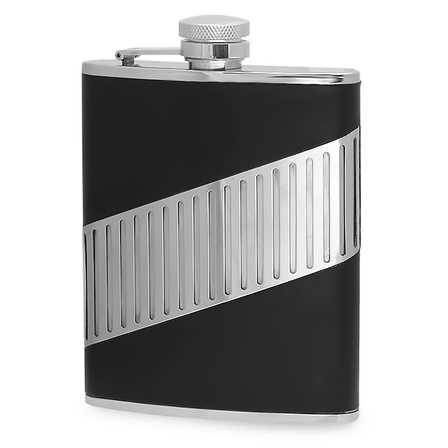 The Grill 6 Ounce Flask