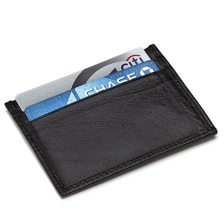 The Weekender Slim Leather Wallet