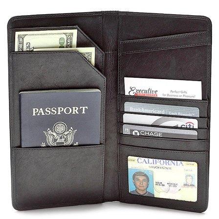 Travel Mate Passport & Documents Holder