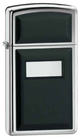 Slim Ultralight Personalized Zippo Lighter