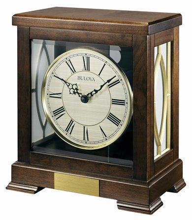 Victory Chiming Mantel Clock by Bulova