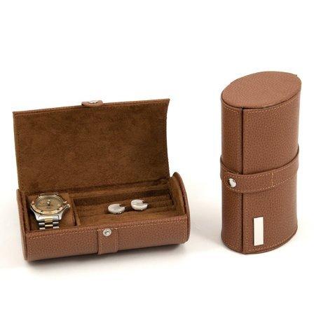 Watch & Cufflinks Travel Case