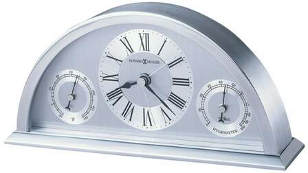 Weatherton Maritime Table Clock by Howard Miller