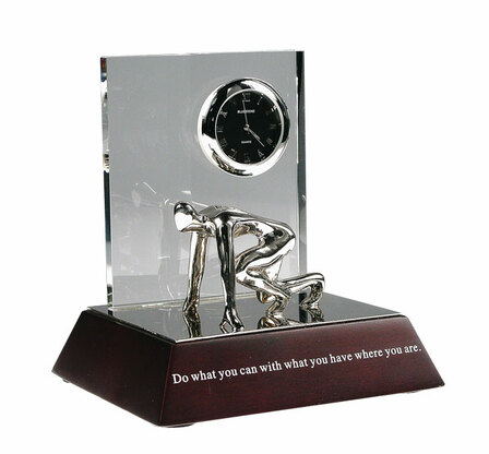 You can do it - Inspirational Desk Sculpture