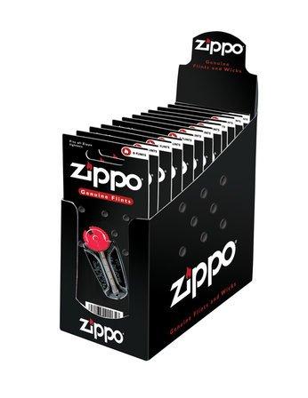 Zippo Lighter Flints Card