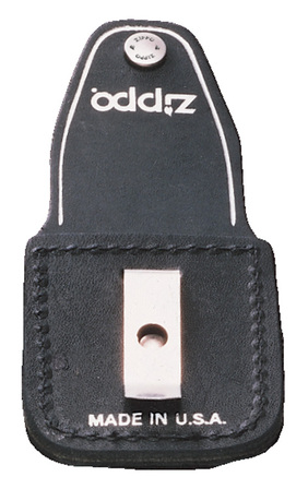Zippo Lighter Pouch with Clip - Black
