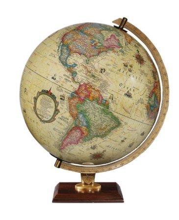 Carlyle Desk Globe by Replogle Globes