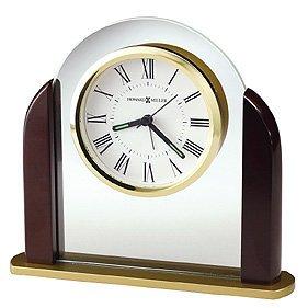 Derrick Personalized Desk Clock by Howard Miller