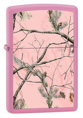 RealTree APG Pink Matte Zippo Lighter - ID# 28078