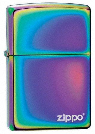 Spectrum with Zippo Logo Zippo Lighter - ID# 151ZL