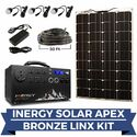 Inergy Apex Bronze Linx Lightweight Solar Generator Kit