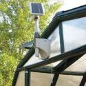 Solar Shed Light - Light My Shed 3 Now with 48 LEDs