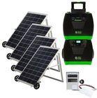 Natures Generator Elite Solar Generator - Power Transfer Platinum Kit