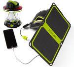 Goal Zero Lighthouse 400 Kit - Hand Crank Lantern with Nomad 7 Plus Solar Panel