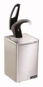 Frontline Countertop Pump Box System - Black Pump