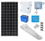 Earthtech Products Solar Lighting Kit for Sheds, Garages & Cabins