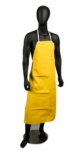Neo-Flex Bib Apron - Yellow