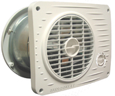 ThruWall Pro Room to Room Fan - TW208P by Suncourt (Hardwire)