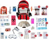 Deluxe 2-Person Survival Kit - Survival Bag