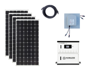 Earthtech Products 4.8 kWh Solar Generator Kit with 1,320 Watts of Solar for Homes and Off-Grid