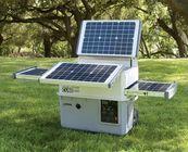 Solar e Power Cube 1500 Plus Portable Solar Generator 1500 Watt Inverter / 100 Ah Battery