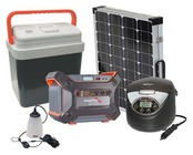 Earthtech Products 1200 Lightweight Solar Generator Essentials 12V Kit