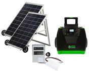 Natures Generator Elite Solar Generator - Power Transfer Gold Kit