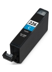 Canon CLI-226C Compatible Inkjet Cartridge (510 page yield) - Cyan