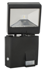 Maxsa Motion Activated Solar LED Security Spotlight