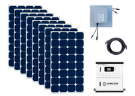Earthtech Products 4.8 kWh Solar Generator Kit with 2,640 Watts of Solar for Homes and Off-Grid