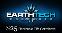 $25 Earthtech Products Gift Certificate