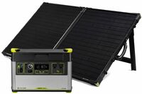 Goal Zero Yeti 1500X Portable Solar Generator with Boulder 100 Briefcase Panel