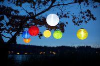 Soji LED Solar Lanterns