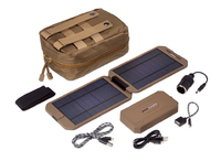 Powertraveller Tactical Extreme 12,000 mAh Battery and Solar Charger Kit
